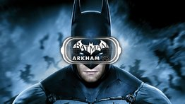 VR Arena game: Batman Arkham VR